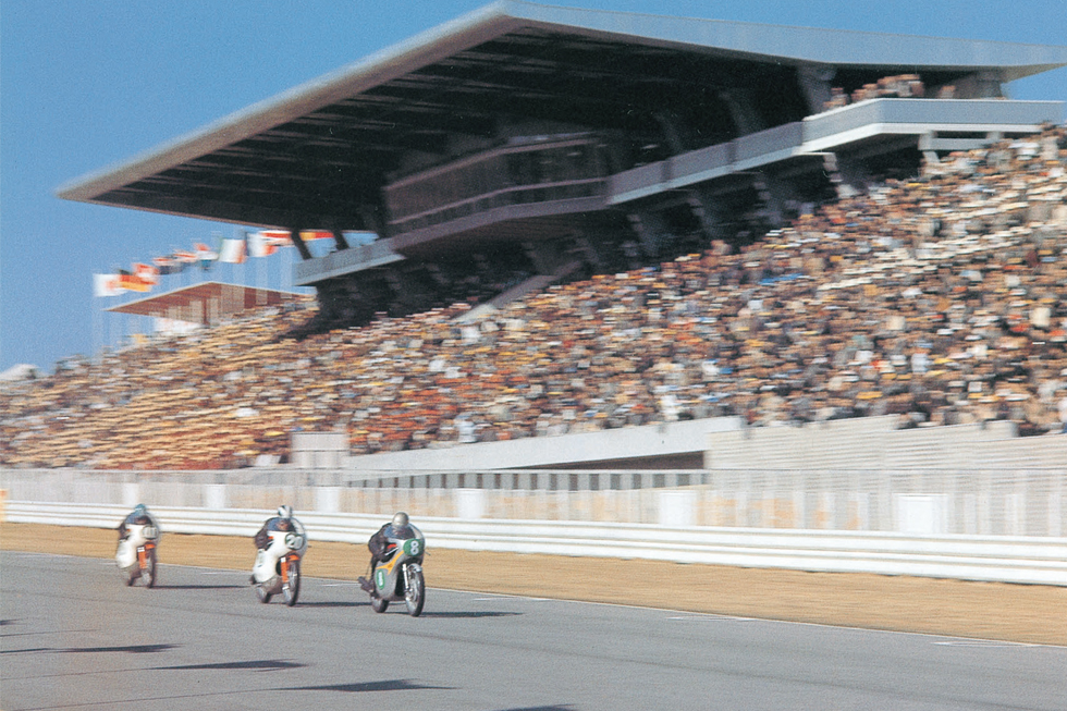 The Suzuka 8 Hours: An Intense History