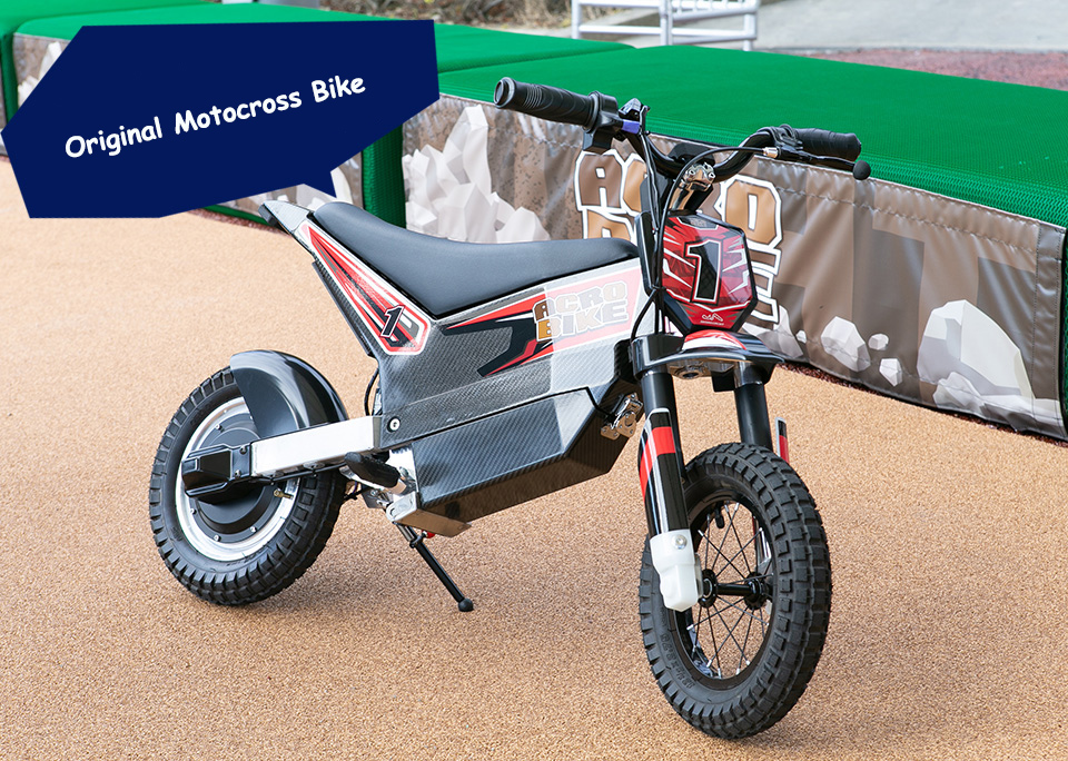 Original Motocross Bike
