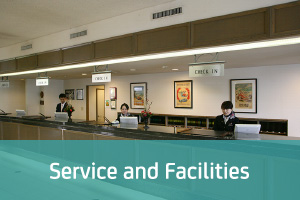 Service and Facilities